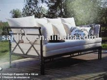 China new design Metal sofa bed for UK market