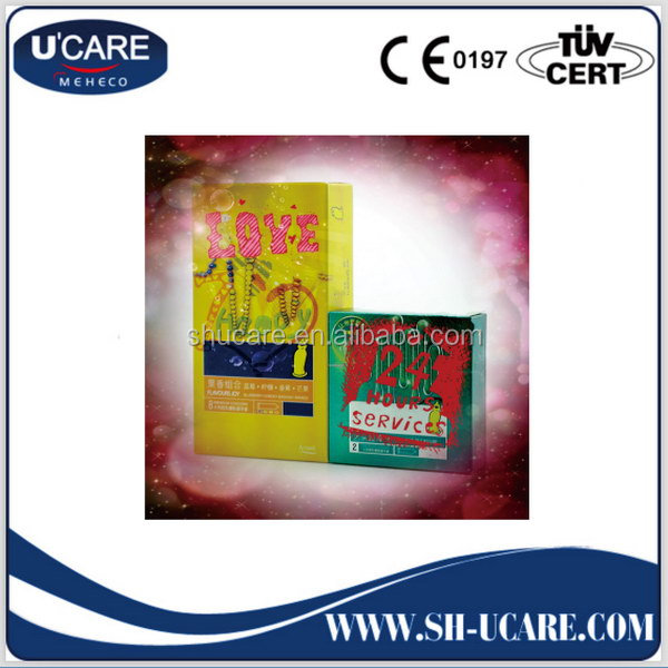China gold supplier special discount elite condom for men