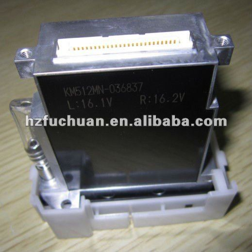 konica printhead KM512 14pl for seiko printer