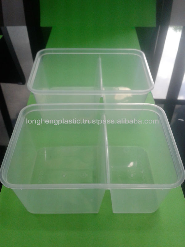 PP MICROWAVEABLE FOOD CONTAINER