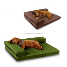 Waterproof Sofa Shape Sponge Dog Bed