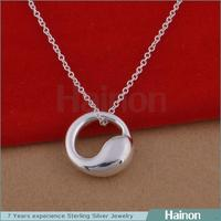2015 yiwu design 925 wholesale silver pendant