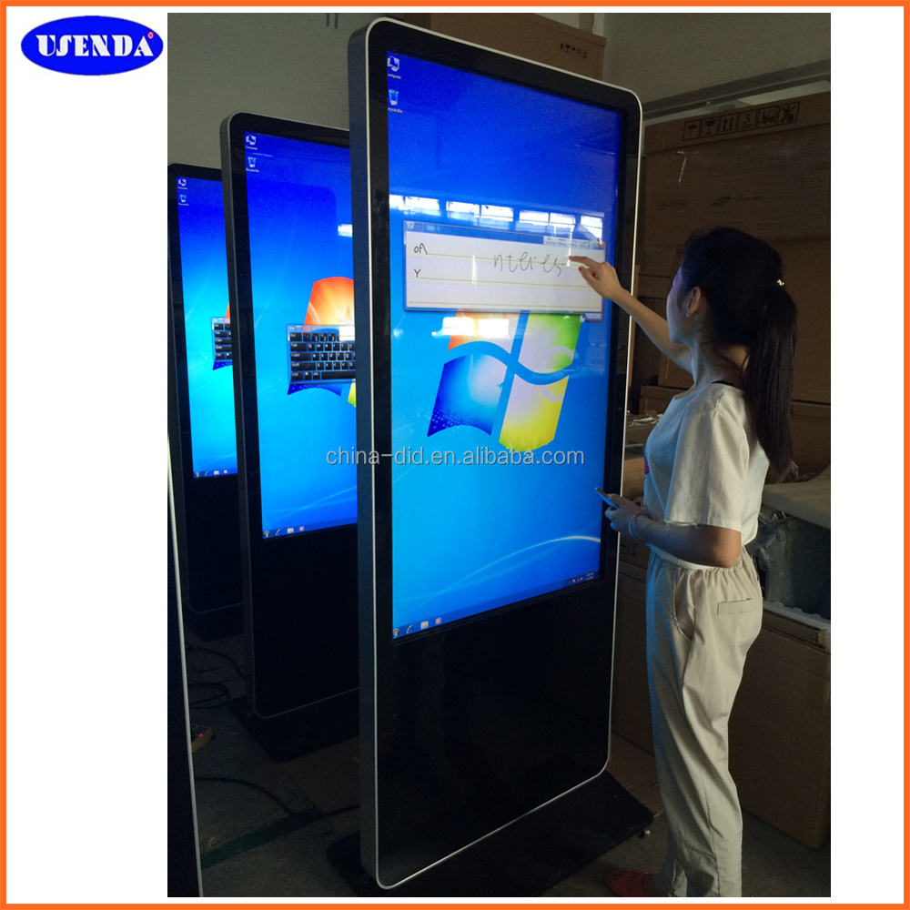 42 inch touch screen smart tv with android system or window 7 system