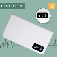 Mobile power supply fast charging power banks 10000mah power bank digital display