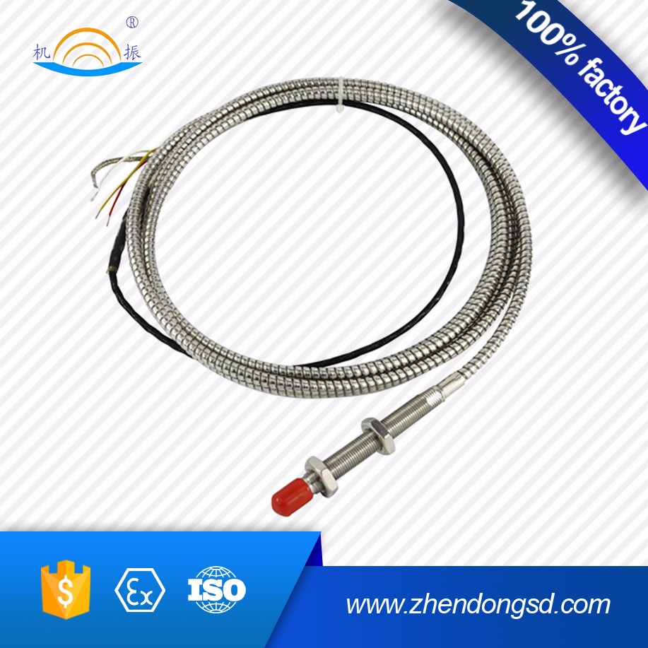 LCD indicator CZ9600 smart display vibration sensor