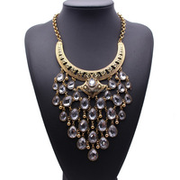 Fashion wholesale artificial diamond jewellery XX10007