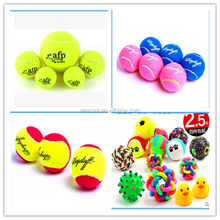 chew dog tennis ball dog toy