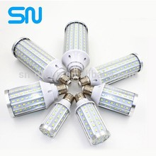 Energy saving 360 degree 5w 10w 15w 20w 25w 30w e27 e40 led corn bulb with CE&ROHS approved
