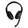 good sound cheap 3.5 jack noise cancel mic laptop notebook PVC corded wired gaming earphone headphone with microphone