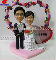 Wholesale plastic photo frame factory,Customized love wedding photo frame crafts