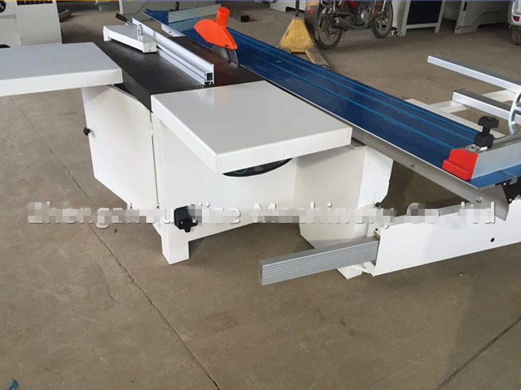 Qingdao high precision factory direct price plywood cutting machinery sliding table panel table saw machines
