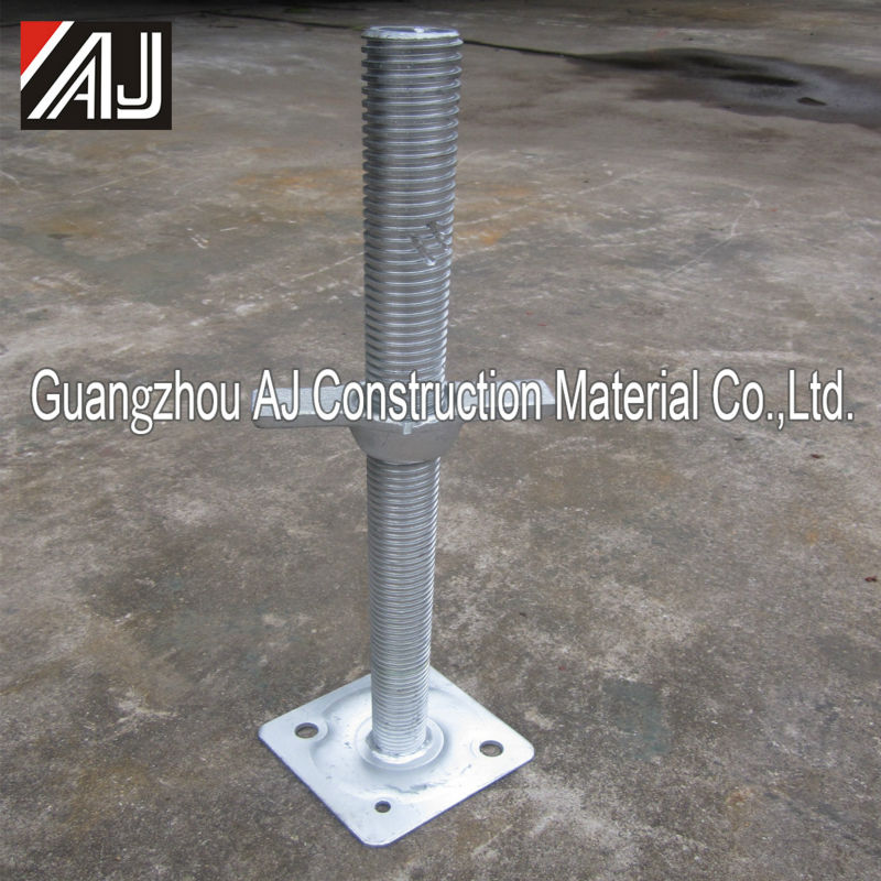 Guangzhou adjustable steel scaffloding level jack