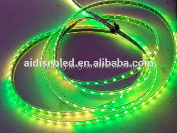 colorful smd 5050 12v led strip light for wed decoration