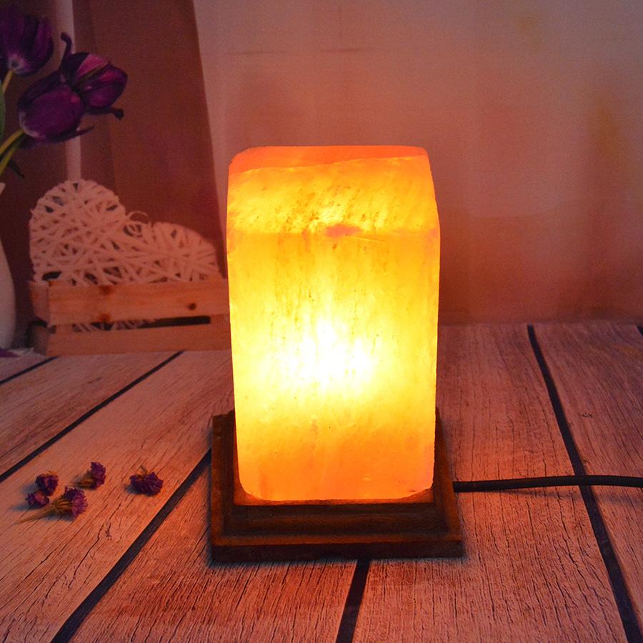 p lamp salt crystal