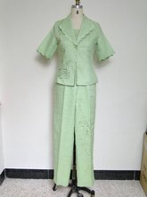 Ladies stylish pant suit