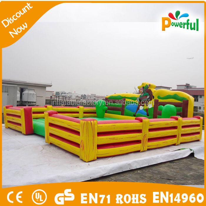 bull machine rental