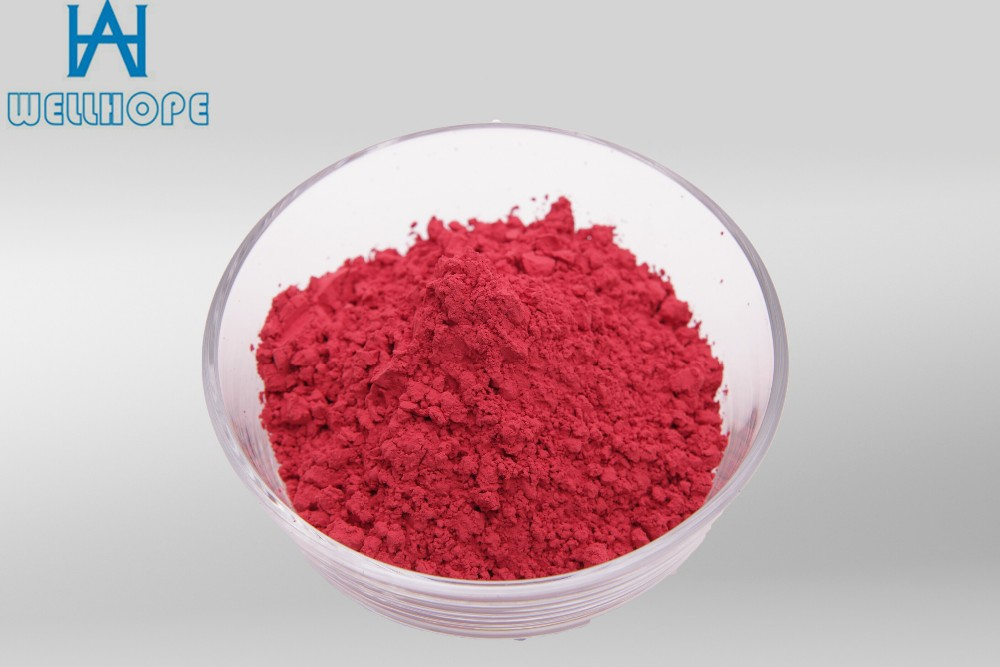 Inclusion Dark Red 945097 hair color pigment powder