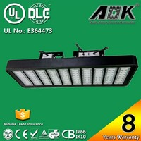 120w led high bay light led replacement 500w halogen UL DLC Industrial Factory Lighting Warehouse High Bay Led Light