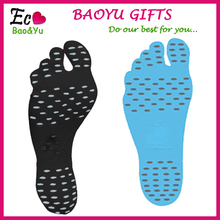 Hot New Design Best Stick-on Soles Sticker Shoes feet Pads Nakefits