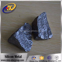 Silicon Metal For Steelmaking And Casting