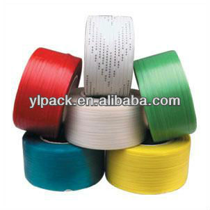 Recycled PP plastic binding strap