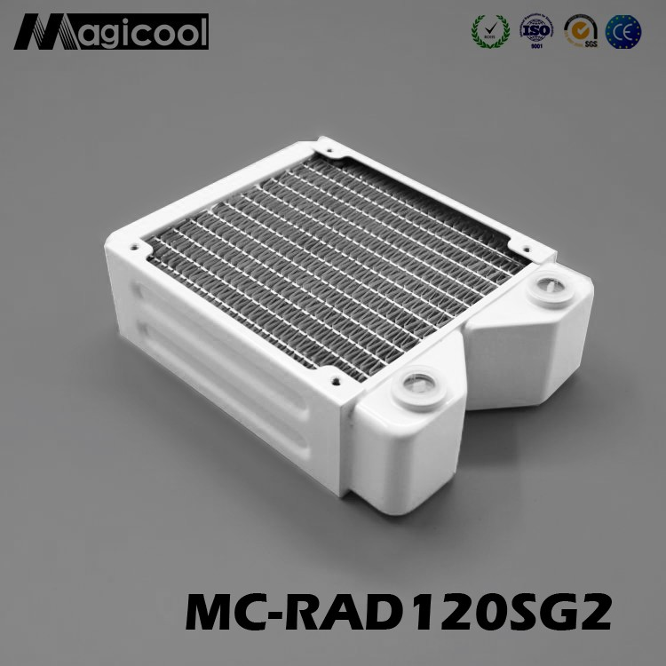 New products, witer Copper Radiator for computer 45mm thickness 120mm length