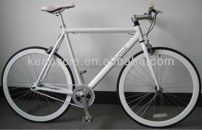 700C FIXED GEAR adult Cr-Mo or aluminum frame BICYCLE SY-RB70080