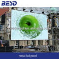 BESD high brightness event stage background p6 outdoor led screen