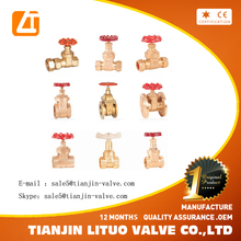 Durable italy brass gate valve, globe VALVE