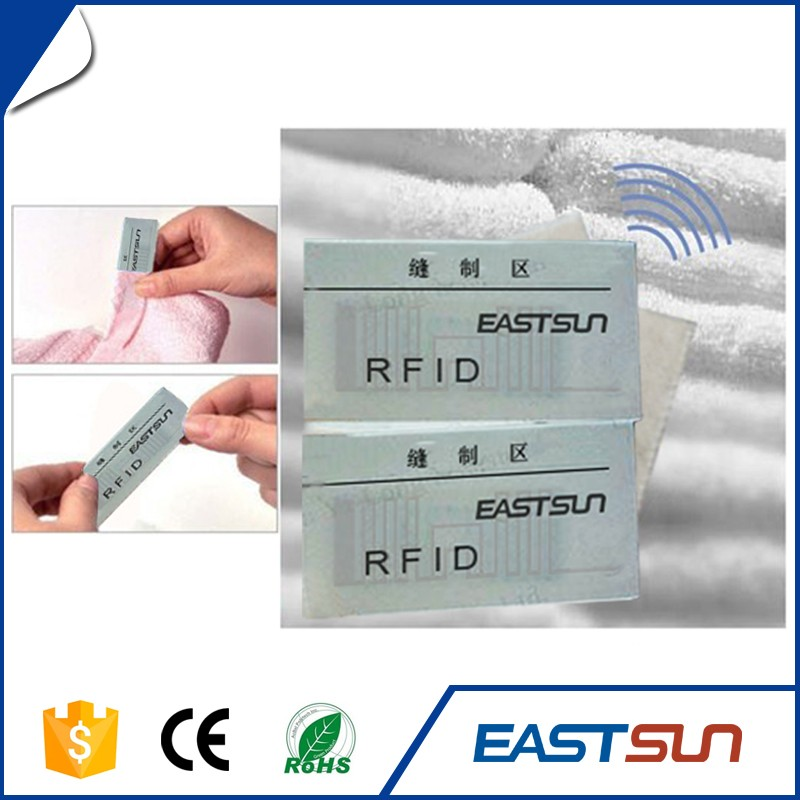 washable rfid tags security rfid clothing label