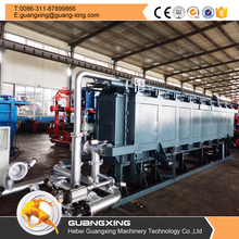 Widely Used China Plastic Vacuum Cooling Block Molding Machine