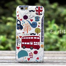 Low MOQ OEM Design mobile phone cover for iPhone 6