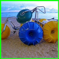 [Wonderful rides!!!]Amusement park equipment water bike pedal boats water tricycle bike for sale