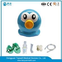 hot sell animal character compressor nebulizer for homecare