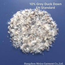 Trade Assurance Down Pillows Latest Washed Grey Duck Feather