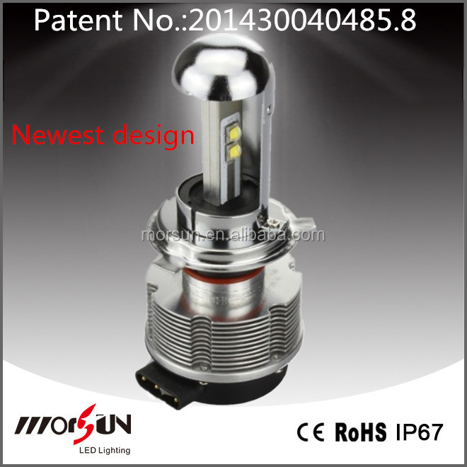 H4 9003 HB2 9004 9007 HB1 HB5 H13 H4 hi lo HID xenon bulb with IP68