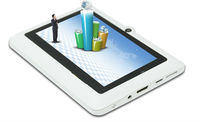 "Small 4.3"" inch capacitive touch screen tablet PC Android 4.0 with web camera"