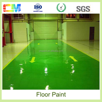 New products building materials self leveling chemical epoxy resin garage floor coating