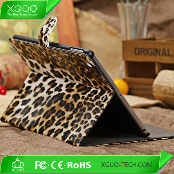 for ipad air pu leather case, for ipad accessories new arrival