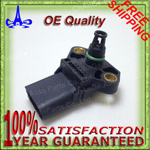 NEW MAP Manifold Absolute Pressure Sensor 0281006059 0281006060 03K906051 For Audi VW