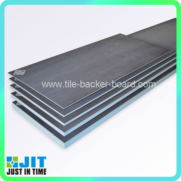 Fiber glass mesh and cement xps tile backer board