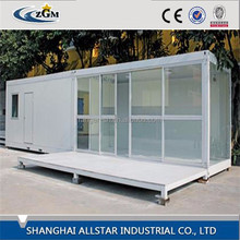 20ft 40ft mobile homes living container houses with high quality