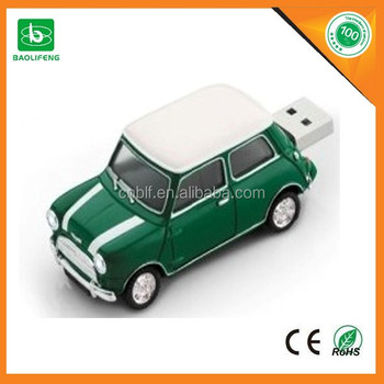 car toy usb flash drive for wholesale custom