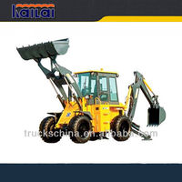 XCMG XT860 best construction machinery Backhoe loader
