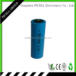 3.6v lithium aaa size dry battery cell er10450