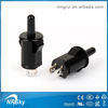 10A250V 2 pin push button switch for refrigerator doors