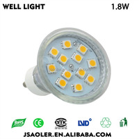 glass cover cob led downlight led spot light led spotlight gu10