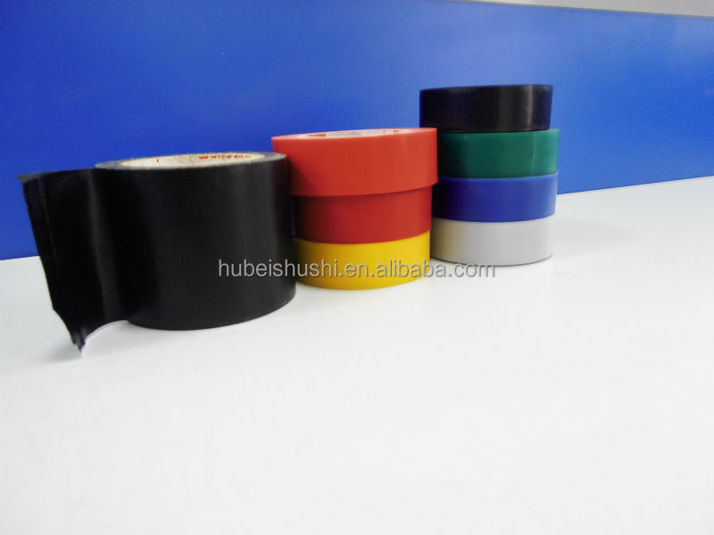 China supplier non adhesive insulation pvc air conditioner connecting tape