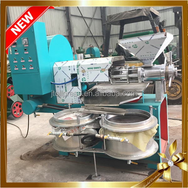 2017 new type Palm kernel /cocomut shell /flax oil extraction machine