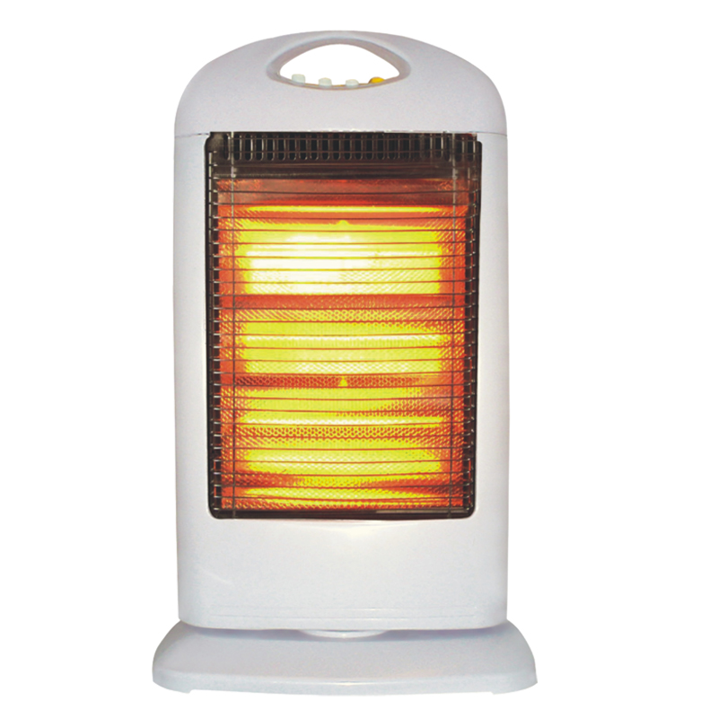 Portable Halogen Heater with Auto tip-over protection